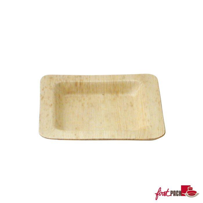 Assiette Carr 233 E Feuille De Bambou Bambou Assiette