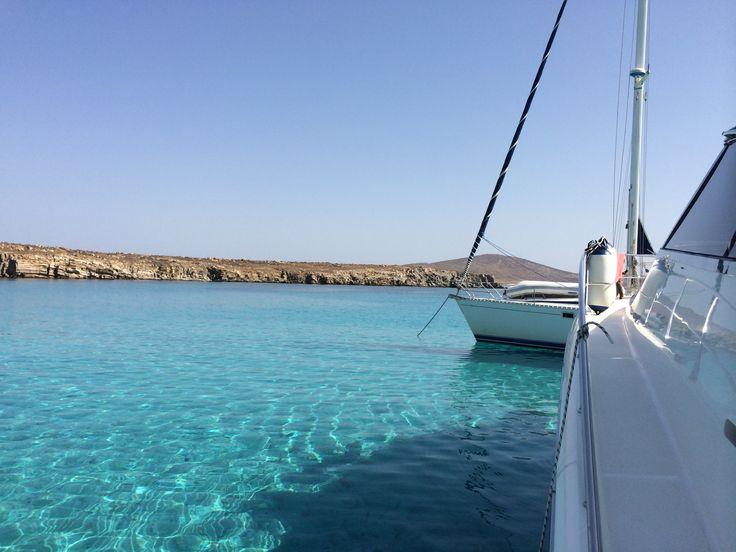 Rinia - Delos - Mykonos
