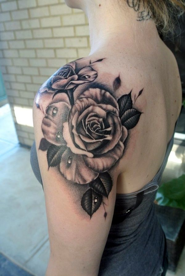 Just Perfect Shoulder Tattoos to Try in 2016 (37)