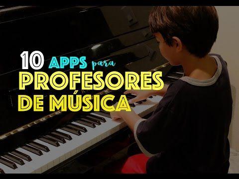 10 apps para profesores de música - YouTube