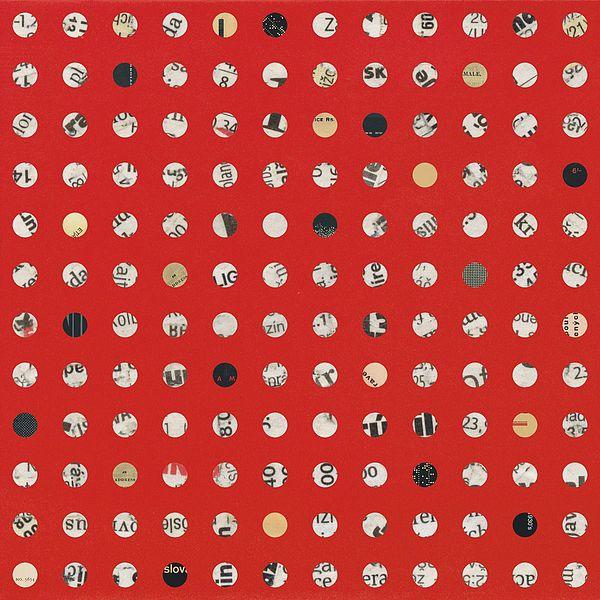 12 x 12 Red / Art by Slavomir Zombek