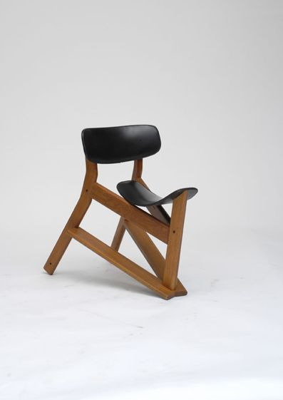 Martino Gamper 100 Chairs In 100 Days Backside 3 September 2007 Design