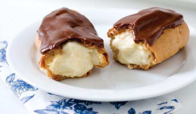 America S Test Kitchen Chocolate Eclairs