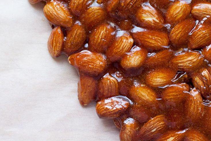 Torrone Siciliano (Sicilian Almond Brittle) recipe on Food52