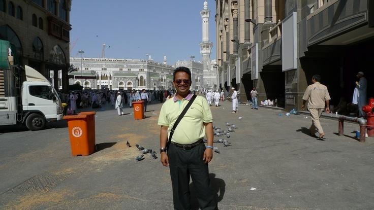 surround masjidil haram