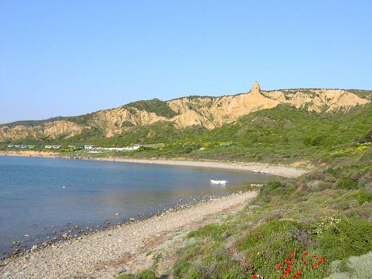 Gallipoli Cove today