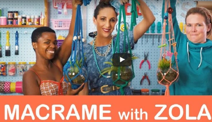 A day with a new Suzelle video is a great day! The post Suzelle & Zolani make macrame (& have a singing contest) appeared first on Essentials.