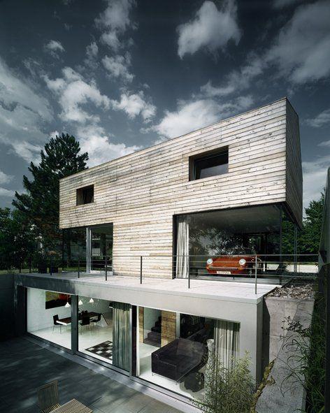 TBONE House in Stuttgart, Germany.