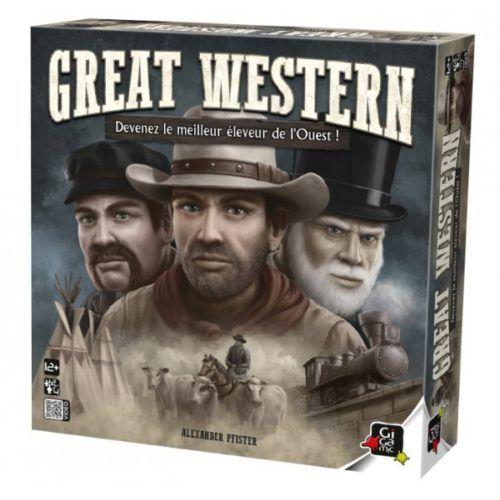 Great Western Trail, le jeu qui vous entraine dans le monde des cow-boys - Cinealliance.frCinealliance.fr