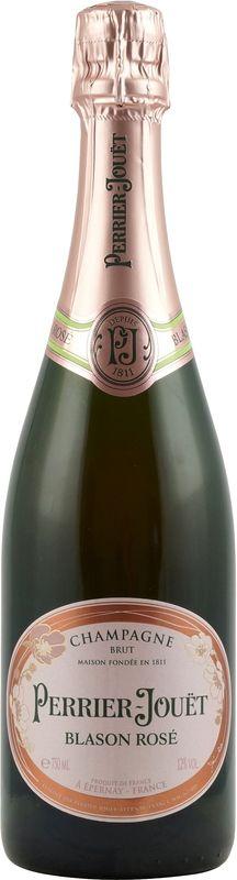 Das Champagnerhaus Perrier Jouet bringt mit dem Perrier Jouet Blason Rose einen herrlichen Rose Champagner heraus. Kaufen Sie den Rose hier günstig