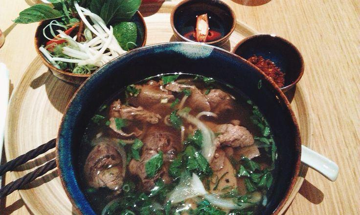 Bún bò Việt Nam