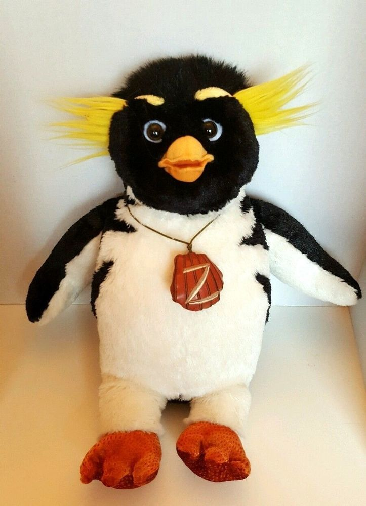 Build A Bear Cody Maverick Penguin Surf's Up Plush Stuffed Animal Disney Movie…
