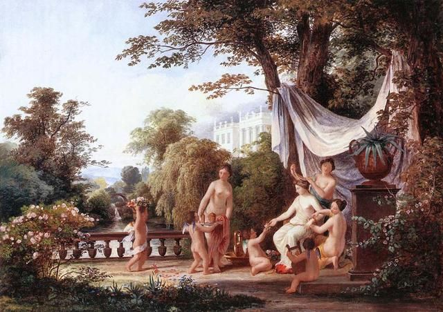 MARKO_Karoly_the_Elder_The_Toilette_Of_Venus