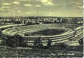 ROMA OLD STADIO OLIMPICO