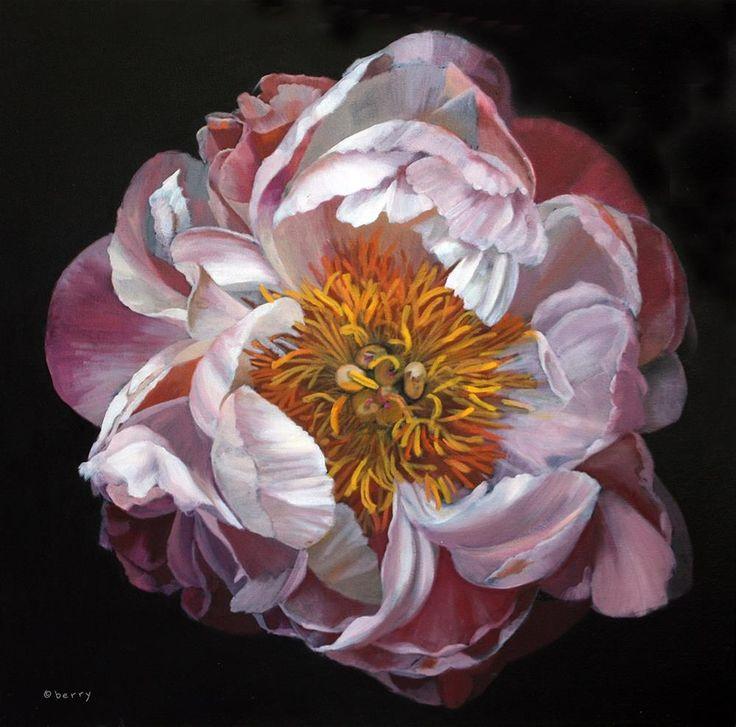 Suzanne Berry. Oil