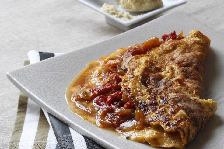 Vite fait, bien fait: l'omelette basque