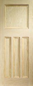 Vertical Grain Pine DX Internal Door
