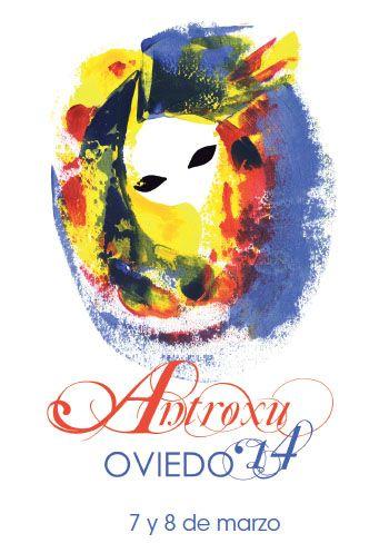 Antroxu 2014, prepara tu disfraz ¡Oviedo te espera! 7 y 8 de marzo