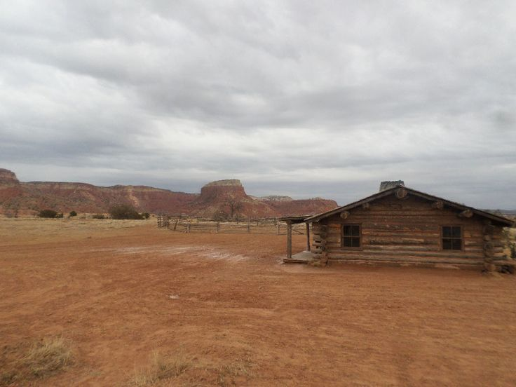 Near Ghost Ranch in New Mexico