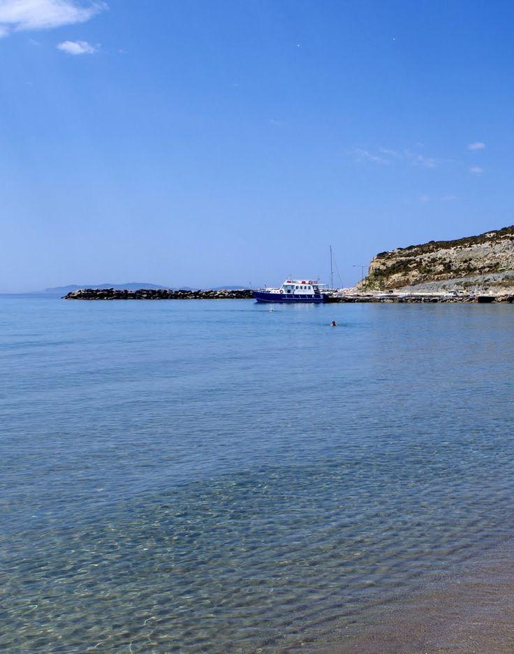 Strandleben auf Erikousa #Griechenland #beach #Greece