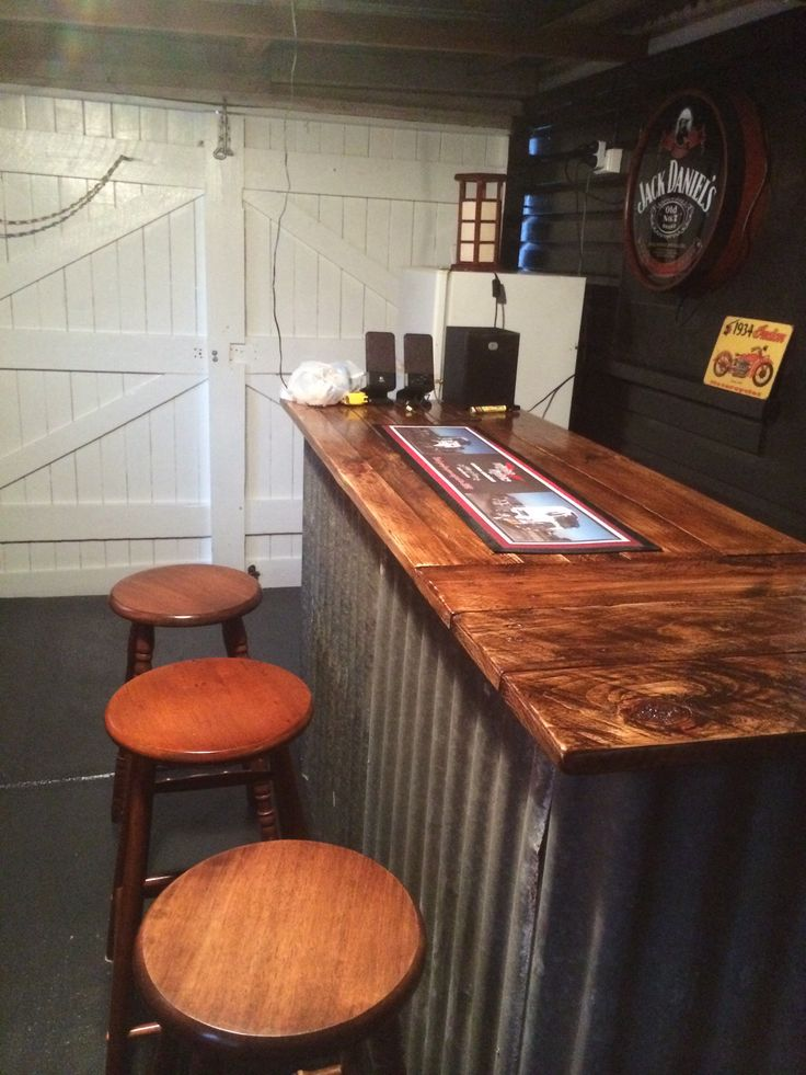 Man Cave Bar Room : Best images about our aussie recycled bar room man