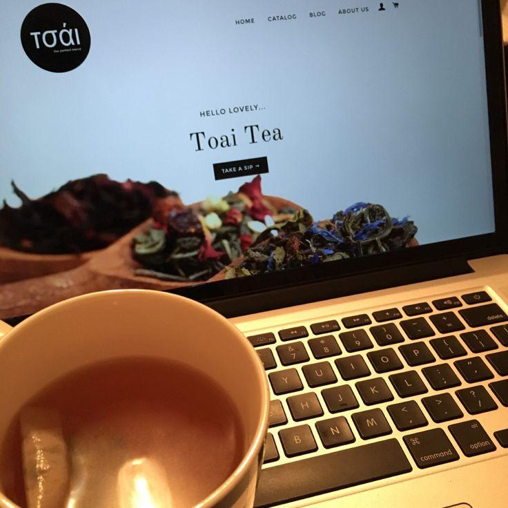 Shop til you drop on our freshly designed website - www.toaiteanz.co.nz