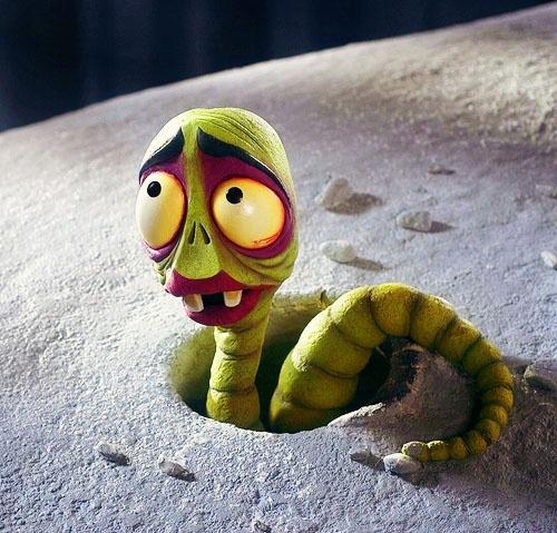 Corpse Bride maggot