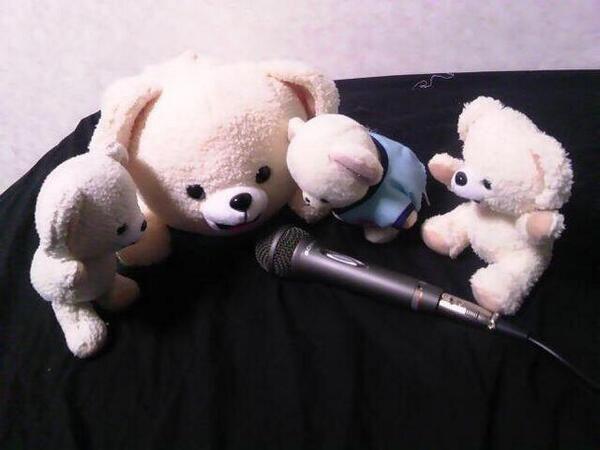ふんわり☆ ラジオごっこ☆ https://twitter.com/fafa_bear/status/480598399377342464