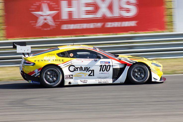 140705 51 Circuitpark Zandvoort _ Zandvoort Masters _ BRCC GT4 European Series _ T. Verbergt, B. Redant, D. Coens _ Aston Martin GT3 _ Brussels Racing