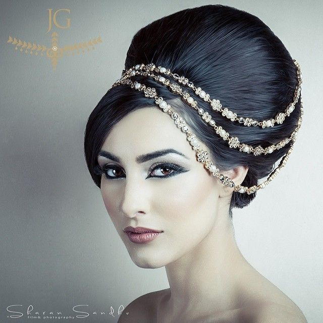 Arabic Hairstyles For Weddings: 71 Best Images About Hair On Pinterest