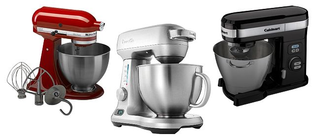 Check out this article on some delicious recipes ideas to utilize your kitchen stand mixer.