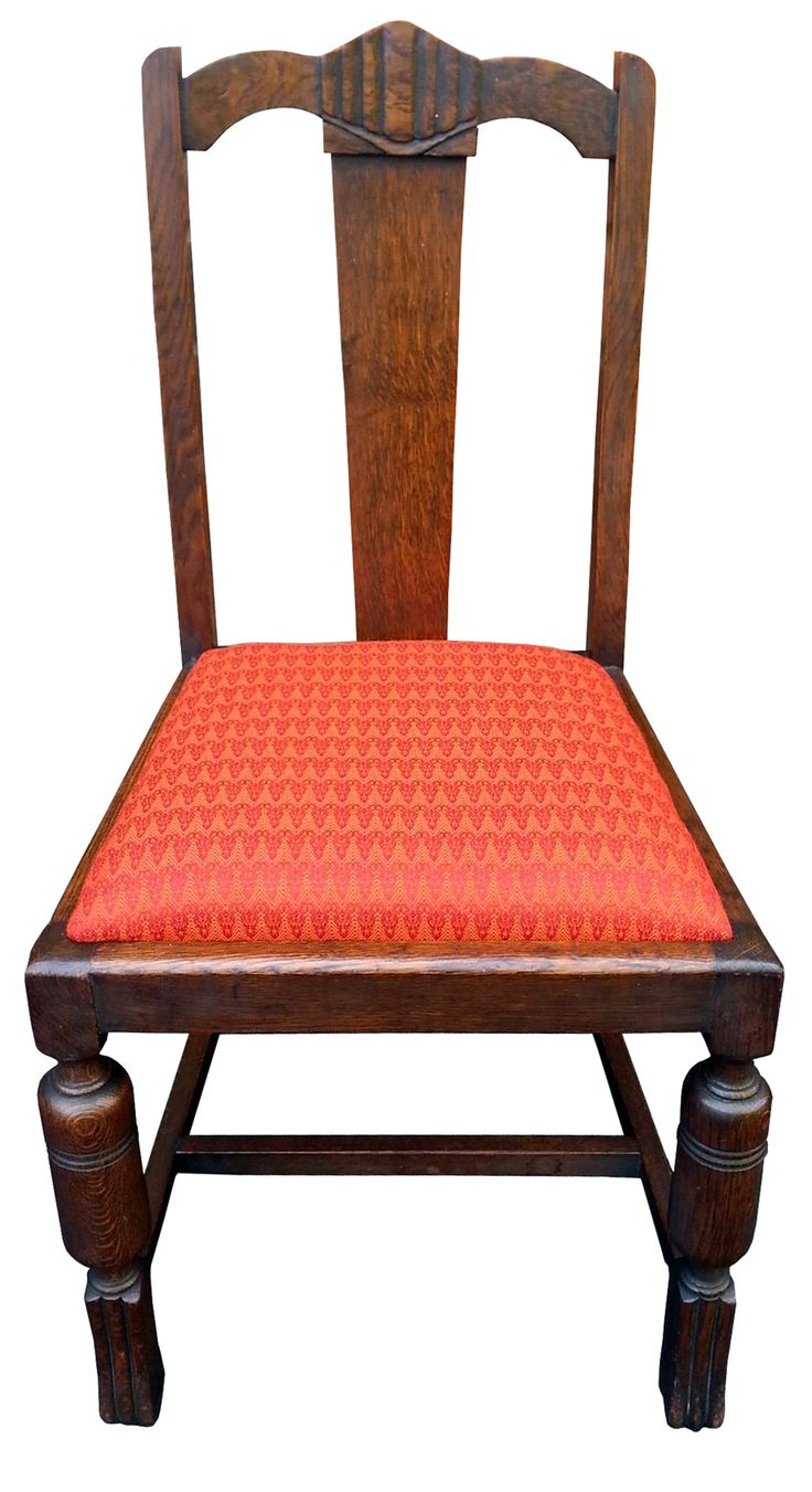 Re Upholstering Antique Dining Chairs
