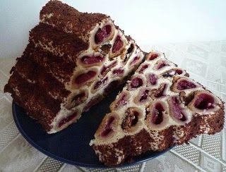 """Самые вкусные рецепты: Торт """"Монастырская изба"""" с шоколадом"""