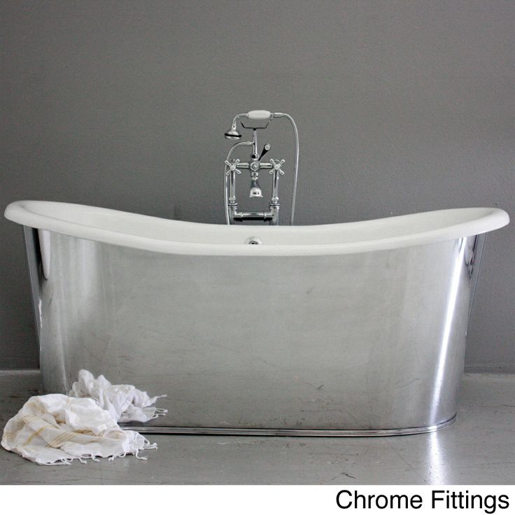 34 best Freestanding Cast Iron Bathtubs images on Pinterest | Cast ...