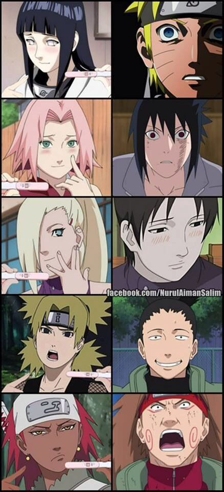 I vaguely remember Shikamaru smiling like that, why was he smiling like that? I don't know if I should just accept Sasusaku or continue shipping Kakasaku