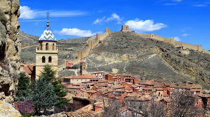 Albarracín by Matilde Canosa on 500px