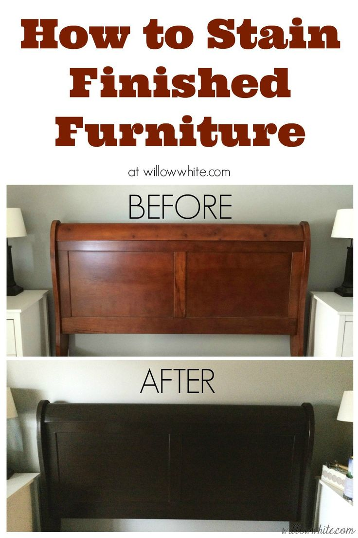 Best 25 Staining Wood Furniture Ideas On Pinterest Wood Stain Stain Furniture And Wood