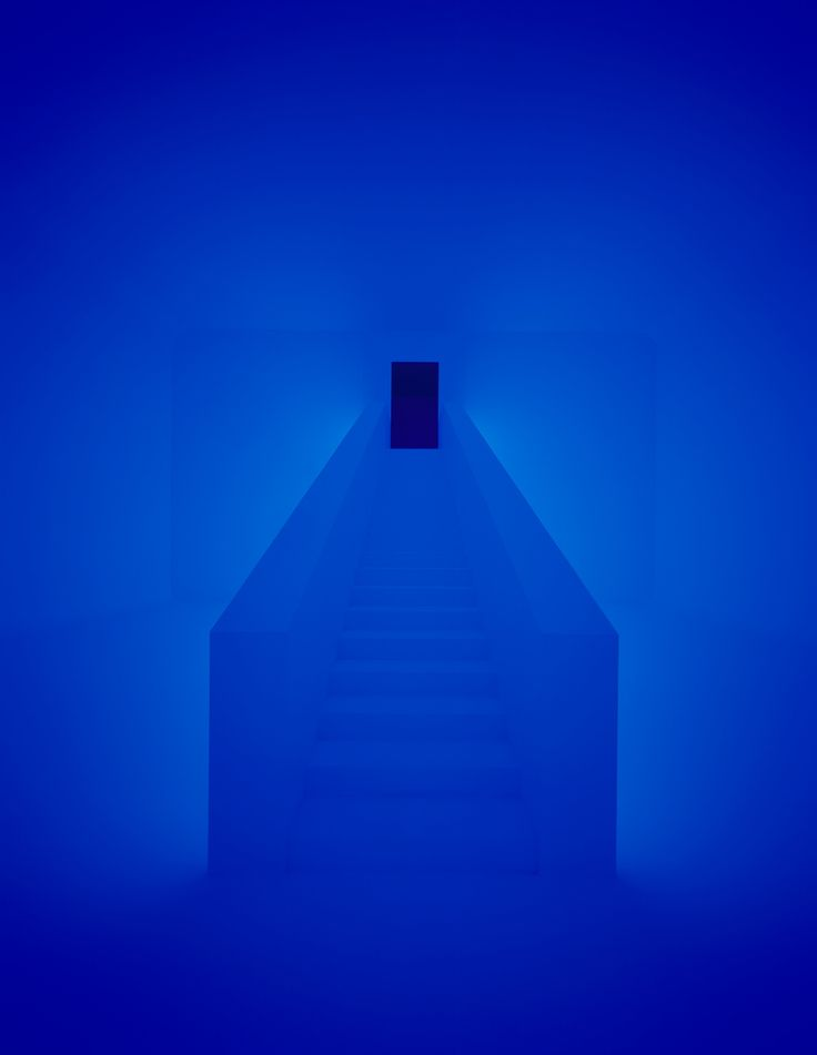 ganzfeld  © james turrell, all rights reserved  photo: florian holzherr
