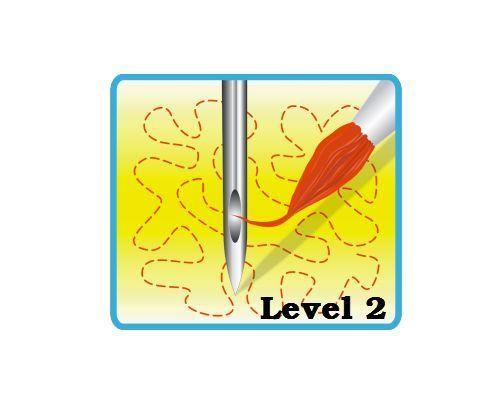 Embrilliance Stitchartist Level 2 Machine Embroidery Digitizing Software Combo