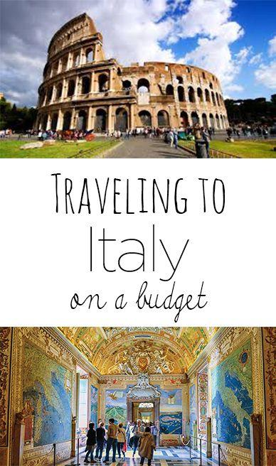 Traveling, travel hacks, save money traveling, popular pin, Italy, travel to Italy, budgeting, travel budgeting