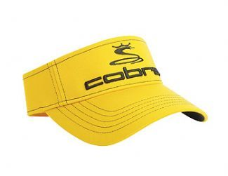 Cobra KING COBRA TOUR VISOR White KING COBRA TOUR VISOR Stay cool and keep the sun out of your eyes at the same time. The Tour visor comes in a variety of colors and is fully adjustable. http://www.comparestoreprices.co.uk/golf-balls-and-other-equipment/cobra-king-cobra-tour-visor-white.asp
