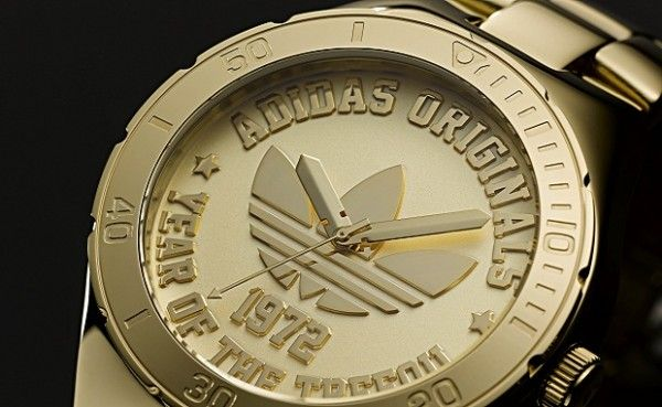Athletic Bling blingTrefoil Watches, Fashion Style, Limited Editing, 40 Years, Originals 40Th, Adidas Originals, Anniversaries Trefoil, Accessories, 40Th Anniversaries