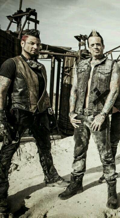 Jason Hook & Jeremy Spencer