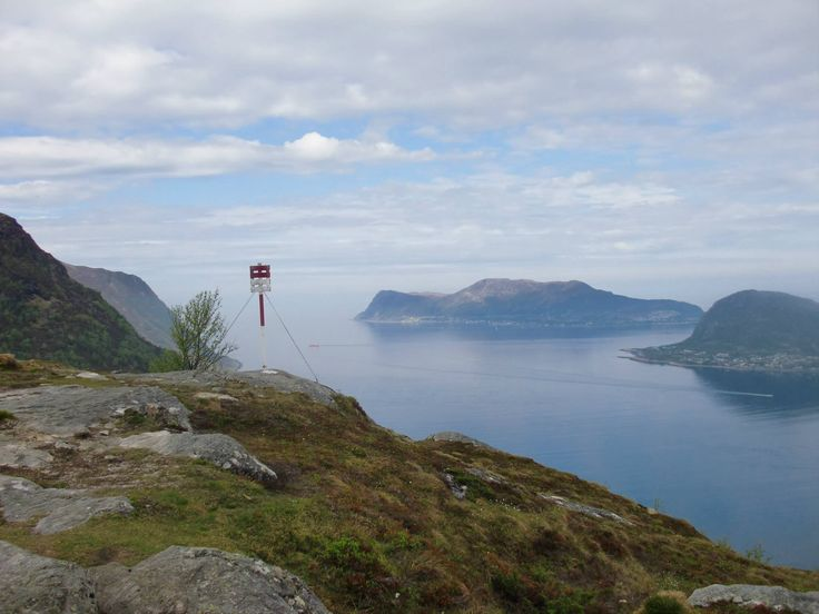 Blåfjell, Langevåg