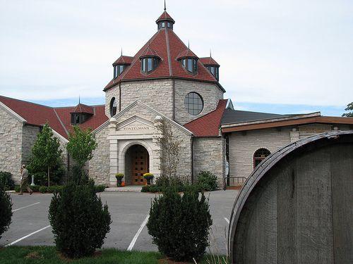 Konzelmann Estate Winery Niagara On The Lake Ontario By