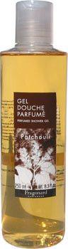 Fragonard The Naturelles Patchouly Shower Gel