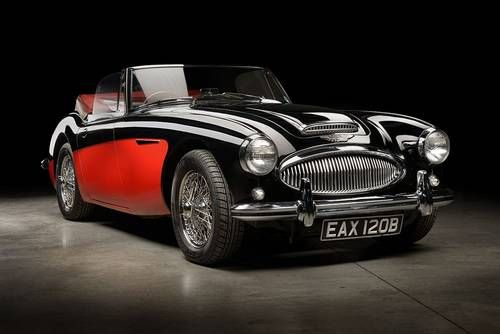 Austin Healey 3000 (1964)