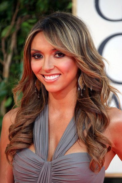 116 best giuliana hair do images on pinterest candies cottage giuliana rancic long curls with bangs pmusecretfo Gallery