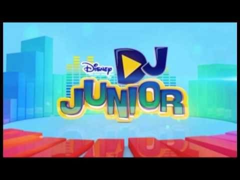 Dj Junior Disney - Un salto a la derecha (Español Latino Extend V)