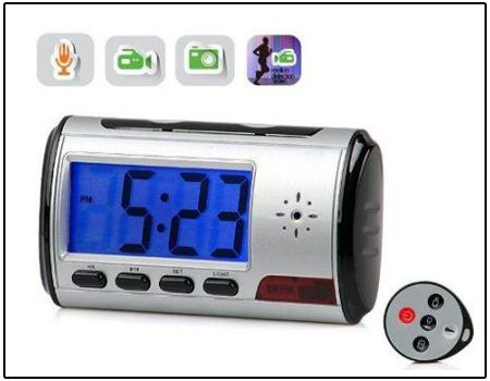 Our company is top 10 manufacture company. We are best provider Spy Camera in Jammu Kashmir. This Spy Camera in Digital Clock is designed to record the video. This devices is best for secret operation and surveillance camera.  We have a huge variety of spy Camera like Spy Camera in goggles, Spy camera in Photoframe, Spy camera in Pen, Stun gun, Spy Camera in Ladies Suit, Spy Camera in Coca Cola Bottle and many more. For more details contact me 09999994242